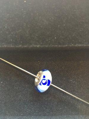 Pandora Ciondolo blu-argento