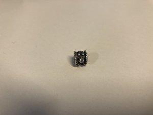 Pandora Charm mit Strass 925er Silber