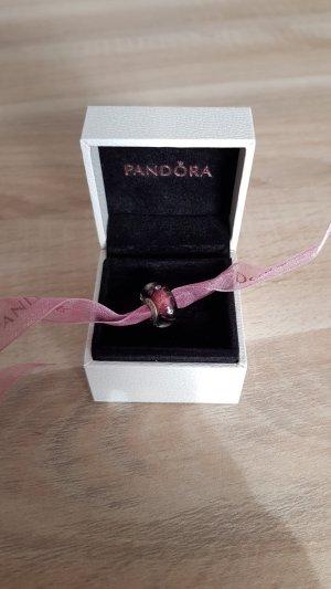 Pandora Bedel stoffig roze