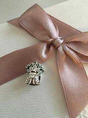 Pandora charm Pfau neuwertig