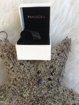 Pandora-Charm/ Silber-blau / NEU