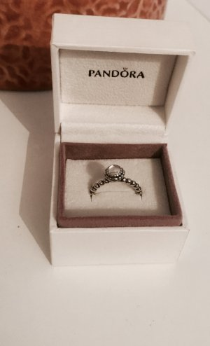 Pandora Damen Ring Monatsring 925 Silber