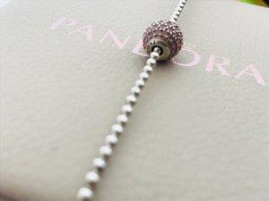 "Pandora Essence Charm ""Liebe"" 14 Karat Gold"