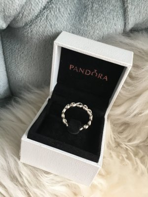 Pandora Partner Ring silver-colored