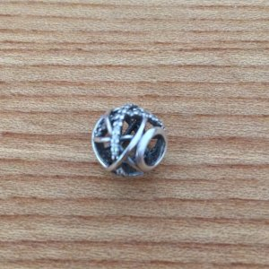 Pandora Galaxie Charm 925er Sterling-Silber