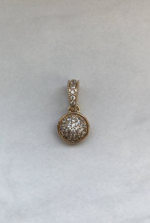 Pandora Pendant gold-colored