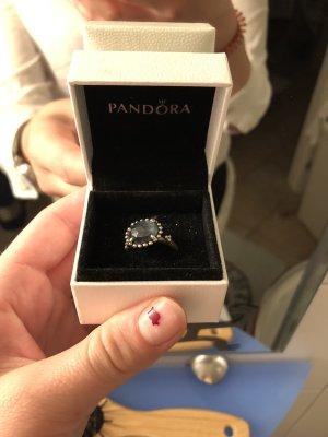 Pandora Anello d'argento multicolore Argento