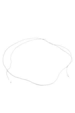 Pandora Collana grigio chiaro-argento stile casual