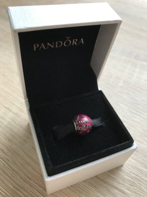 Pandora Happy Birthday To You Charm NEU
