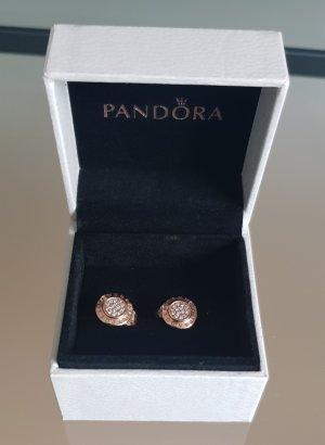 Pandora Clou d'oreille or rose