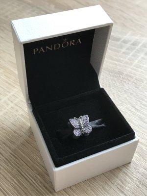 Pandora Pave Butterfly / Schmetterling Charm