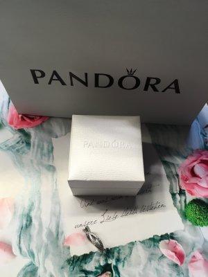 Pandora Silver Ring silver-colored