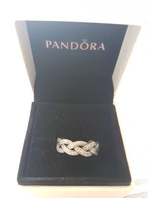 Pandora Ring 925er Silber 17mm
