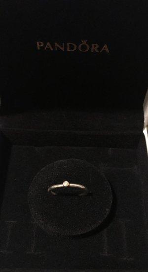Pandora Zilveren ring veelkleurig