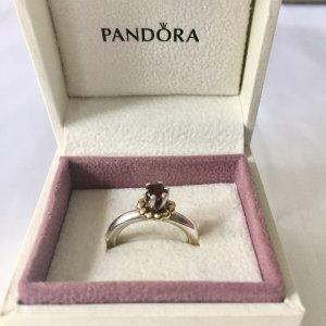 Pandora Ring bicolor