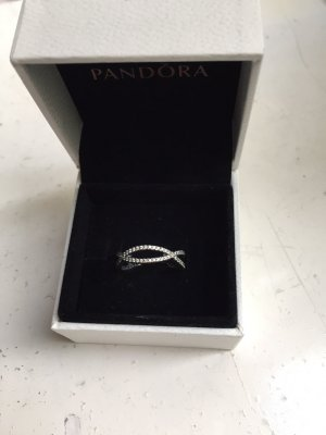 "PANDORA Ring ""Crossing Paths"" Sterling Silber 52"