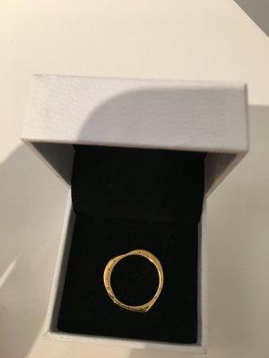 Pandora Ring Gold NEU