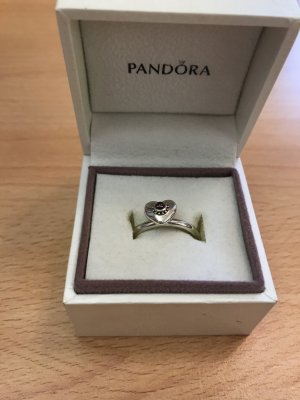 Pandora Ring Herz