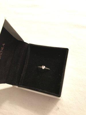 Pandora Ring Herz Rosa, Gr. 50