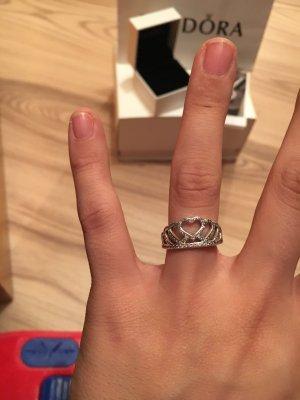 Pandora Ring Herzkrone