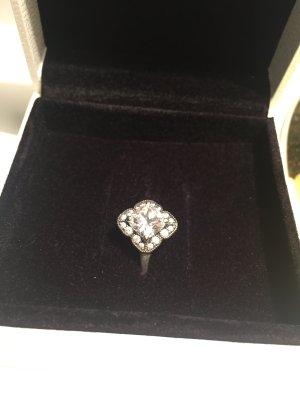 """Pandora Ring """"leuchtende Blüte"""""""