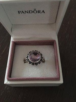 Pandora Silver Ring silver-colored-lilac
