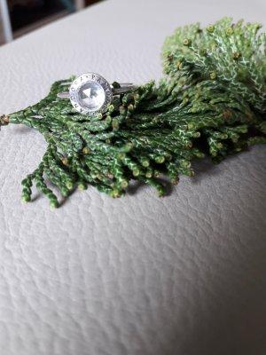 Pandora Silver Ring silver-colored-white