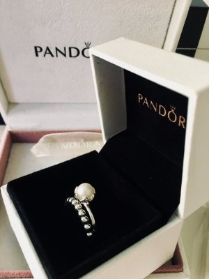 Pandora Silver Ring multicolored