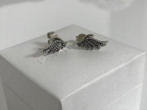 Pandora Oorstekers zilver Zilver