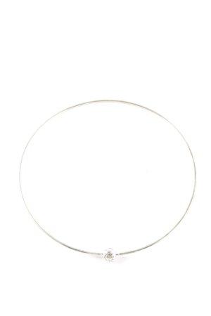 Pandora Silberkette silberfarben klassischer Stil