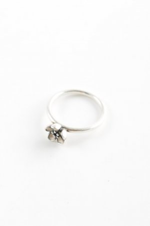 Pandora Silver Ring silver-colored elegant