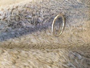 Pandora Simple Sparkling Band Ring Zirkonia Silber