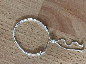 Pandora sliding Silver Armband