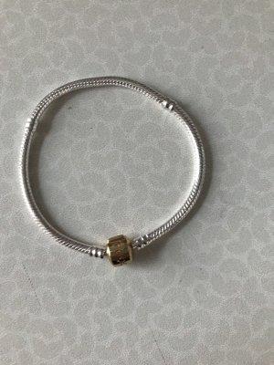 Pandora Armband zilver-goud