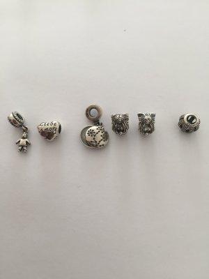 Pandora Verschiedenen charms Silbernur  für kurze Zeit Verschiedenen Style