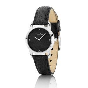 Michael Kors Reloj analógico negro Cuero