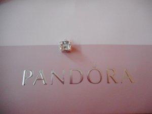 Pandora Breloque multicolore argent