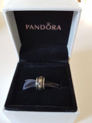 Pandora Breloque argenté-bronze