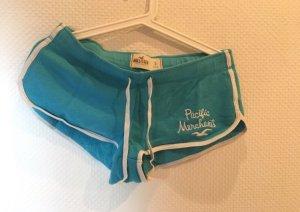 Hollister Pantalon de jogging bleu-bleuet