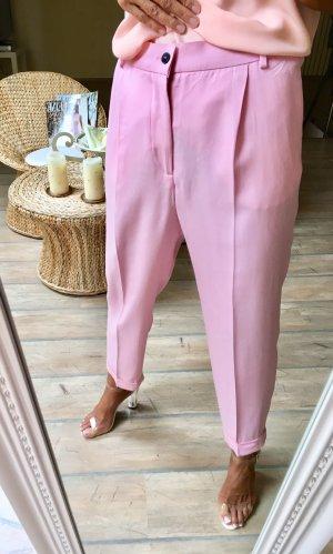 Pantalon#Bundfaltenhose  Rosa Zara Neu!