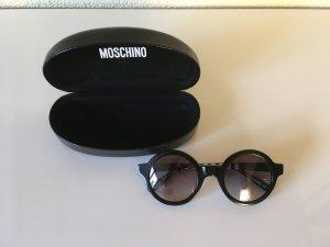 Panto-Sonnenbrille von Moschino – das MUST-HAVE für diesen Sommer –  schwarz/gold - NEU!