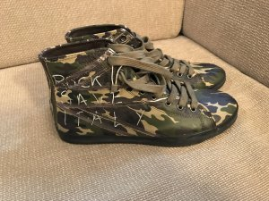Pantofola D´ORO PDO Schuhe Sneaker Turnschuhe 41 camouflage