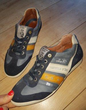 PANTOFOLA D ORO Sneaker LORETO LACE Blau Größe 39