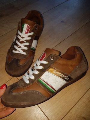 PANTOFOLA D ORO Sneaker SPORTIVA Braun Größe 39