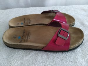 Blue Motion Mules pink
