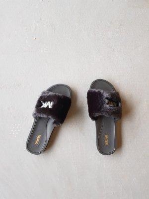 Michael Kors Flip flop sandalen zwart