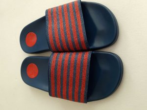 Marc by Marc Jacobs Comfort Sandals red-blue