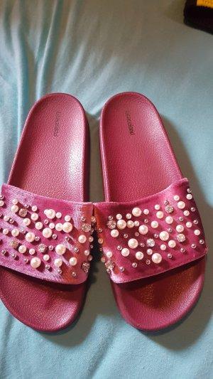 Graceland Babuchas rosa