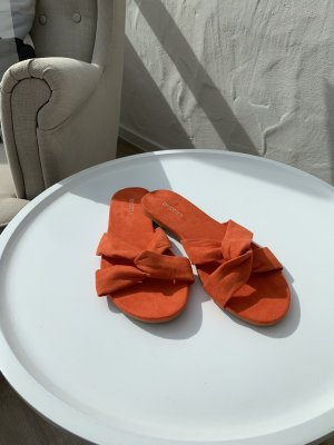 H&M Sabots orange