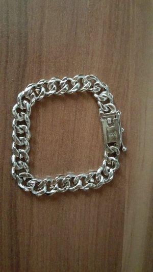 Panzer Armband, Versilbert